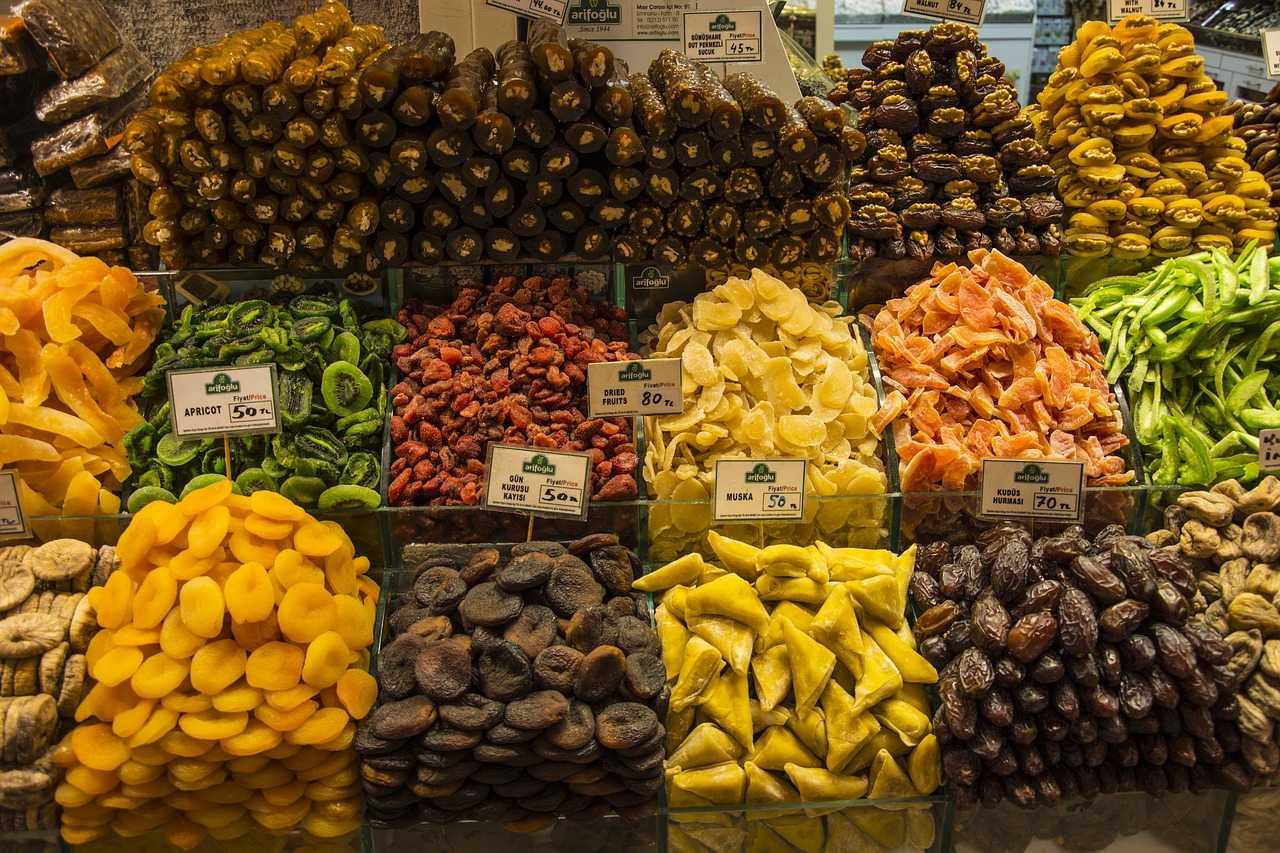 Kurutulmuş Meyvelerin Faydaları Zararları Kalorisi